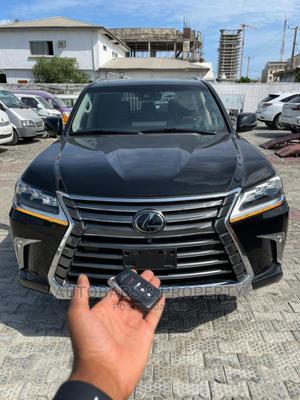 Lexus LX 2019 570 AWD Black | Cars for sale in Lagos State, Lekki