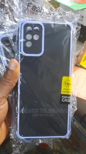 Original Rubber Case for Infinix Note 10 | Accessories for Mobile Phones & Tablets for sale in Lagos State, Ikeja