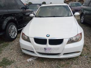 BMW 325i 2007 White | Cars for sale in Abuja (FCT) State, Kubwa