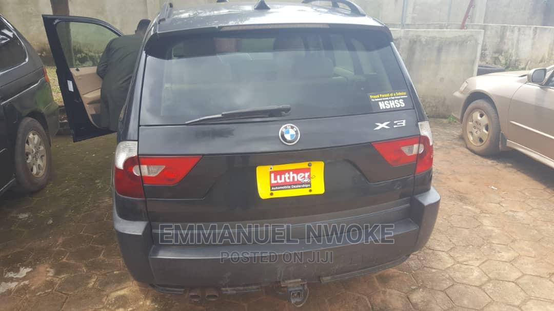BMW X3 2004 Black | Cars for sale in Owerri, Imo State, Nigeria