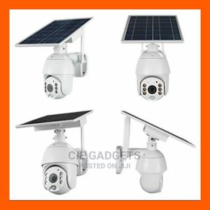 PTZ Solar Wifi Camera HIGH QUALITY   Security & Surveillance for sale in Lagos State, Ojo