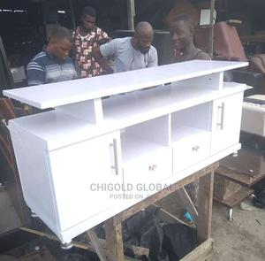 High Quality Wooden TV Stand | Furniture for sale in Lagos State, Shomolu
