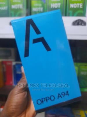 New Oppo A94 128 GB Blue | Mobile Phones for sale in Lagos State, Ikeja