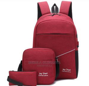 3in1 Laptop Bag With USB | Bags for sale in Lagos State, Ojota