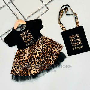 Original Turkey Dress and Bag   Children's Clothing for sale in Lagos State, Surulere