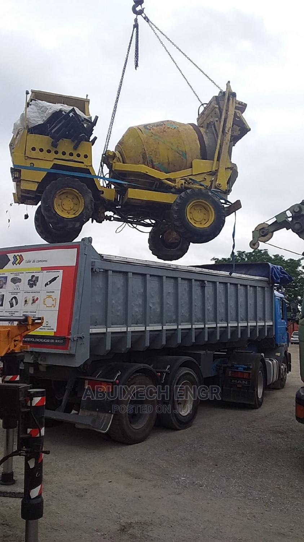 Self Loader Mobile Concrete Mixer   Heavy Equipment for sale in Ilupeju, Lagos State, Nigeria