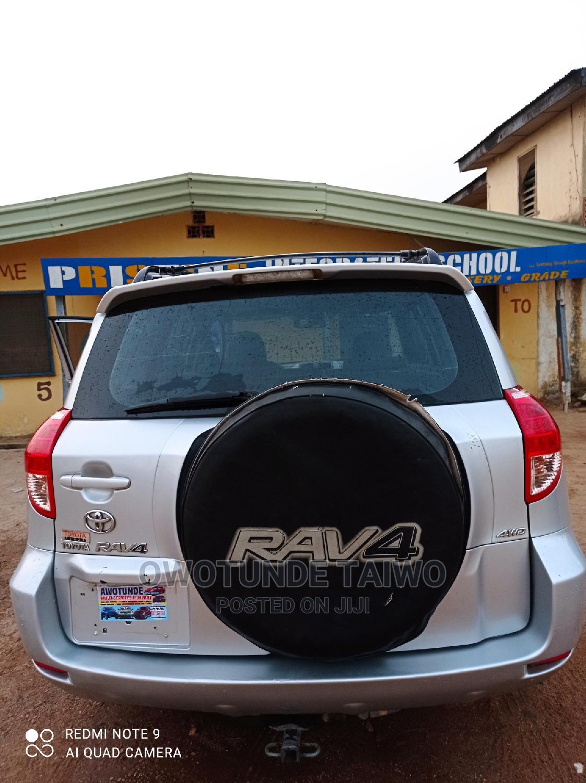 Archive: Toyota RAV4 2008 Silver