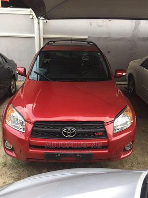 Toyota RAV4 2009 Limited V6 4x4 Red | Cars for sale in Lagos State, Lekki