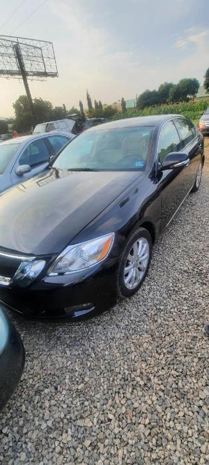 Lexus GS 2010 350 Black | Cars for sale in Abuja (FCT) State, Kubwa
