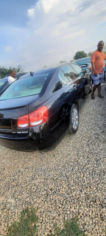 Lexus GS 2010 350 Black | Cars for sale in Kubwa, Abuja (FCT) State, Nigeria