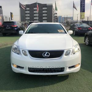 Lexus GS 2006 300 AWD White | Cars for sale in Lagos State, Lekki