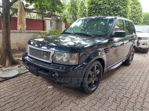 Land Rover Range Rover Sport 2010 Black | Cars for sale in Abuja (FCT) State, Gwarinpa