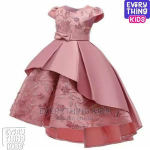Girls' Princess Hi-Lo Ball Gown-Pink   Children's Clothing for sale in Lagos State, Ikeja