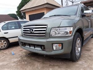Infiniti QX56 2005 Gray | Cars for sale in Edo State, Benin City