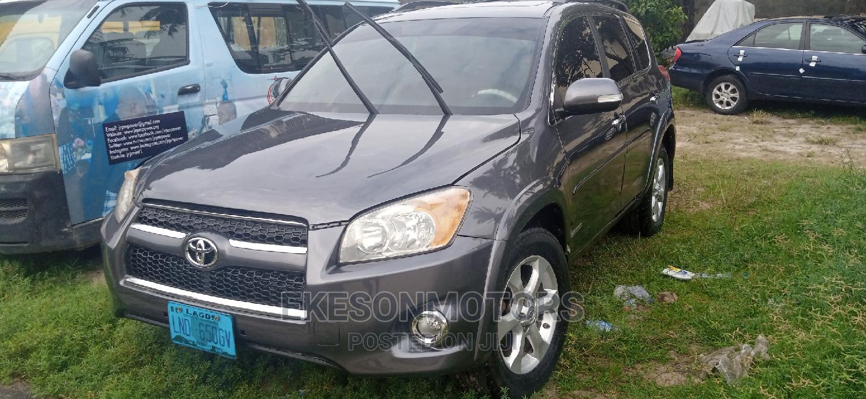 Archive: Toyota RAV4 2011 3.5 Limited 4x4 Gray
