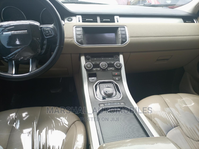 Land Rover Range Rover Evoque 2012 Gold | Cars for sale in Benin City, Edo State, Nigeria