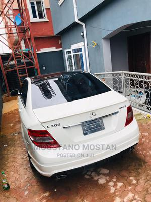 Mercedes-Benz C300 2009 White   Cars for sale in Lagos State, Isolo