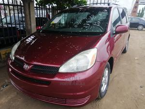 Toyota Sienna 2004 Red | Cars for sale in Lagos State, Ojodu