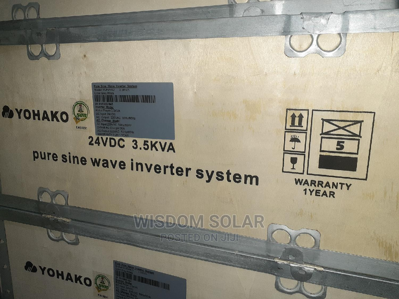 3.5kva 24V Yohako Solar Inverters
