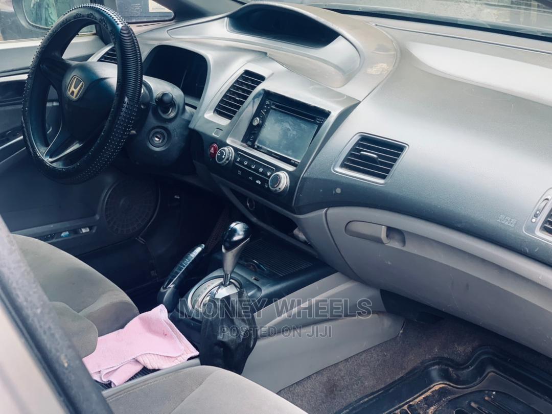 Archive: Honda Civic 2007 1.8 Sedan EX Automatic Gray