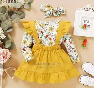 Elegant Two Piece for a Priceless Princess   Children's Clothing for sale in Lagos State, Surulere
