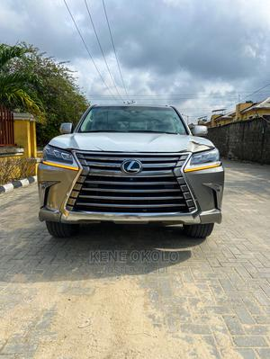 Lexus LX 2017 570 AWD Gold | Cars for sale in Lagos State, Lekki