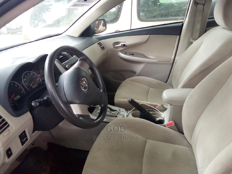 Toyota Corolla 2012 Gold | Cars for sale in Ikeja, Lagos State, Nigeria
