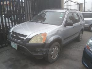 Honda CR-V 2004 Silver | Cars for sale in Lagos State, Ikeja