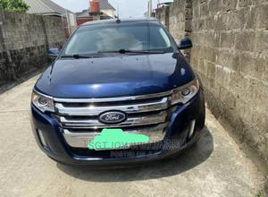 Ford Edge 2014 Blue | Cars for sale in Anambra State, Nnewi