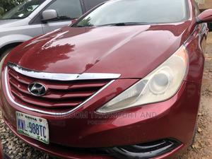Hyundai Sonata 2010 Red | Cars for sale in Abuja (FCT) State, Gwarinpa