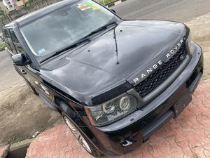Land Rover Range Rover Sport 2012 HSE 4x4 (5.0L 8cyl 6A) Black | Cars for sale in Lagos State, Ikeja