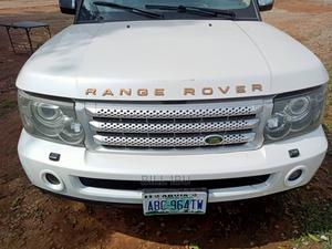 Land Rover Range Rover Sport 2008 White | Cars for sale in Abuja (FCT) State, Lokogoma