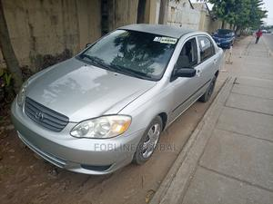 Toyota Corolla 2004 LE Silver | Cars for sale in Lagos State, Ikeja
