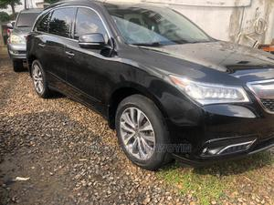 Acura MDX 2014 Black   Cars for sale in Lagos State, Alimosho