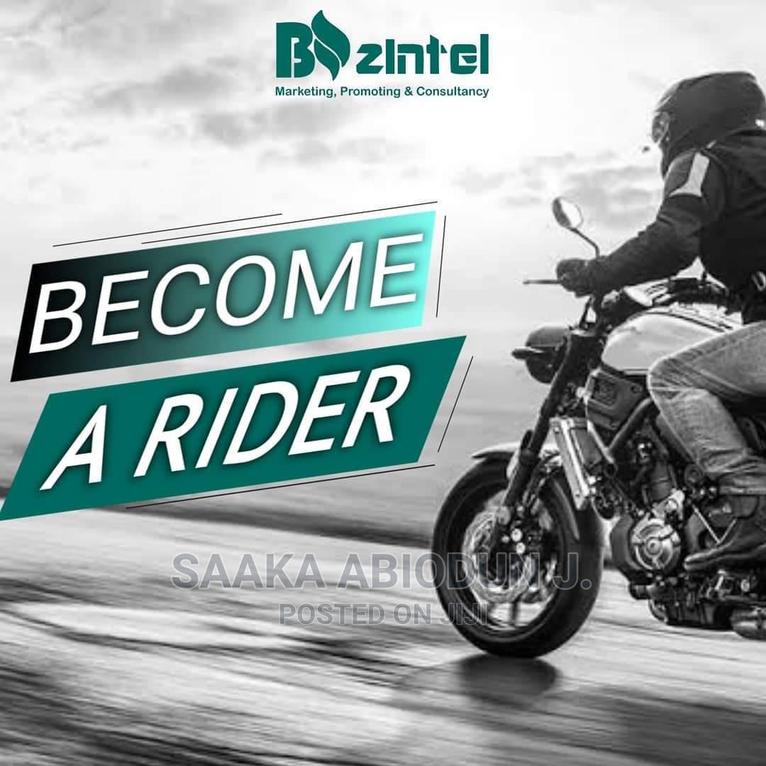 Archive: Dispatch Rider Needed Urgently