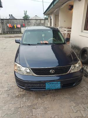 Toyota Avalon 2001 XL Buckets Blue   Cars for sale in Rivers State, Port-Harcourt