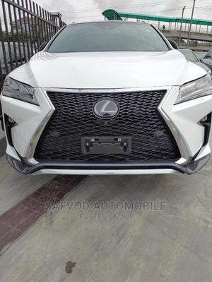 Lexus RX 2019 350 F Sport AWD White   Cars for sale in Lagos State, Lekki