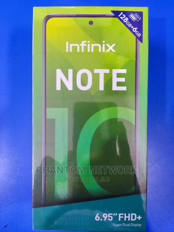 Archive: New Infinix Note 10 128 GB Black