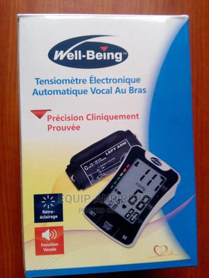 Well-Being Upper Arm Blood Pressure Monitor   Medical Supplies & Equipment for sale in Edo State, Benin City