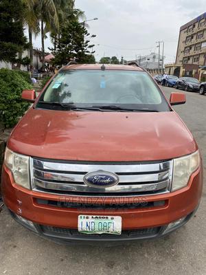Ford Edge 2008 Orange | Cars for sale in Lagos State, Ikeja