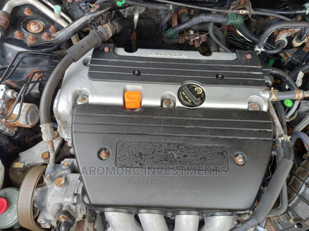 Archive: Honda Accord 2007 2.4 Exec Automatic Black