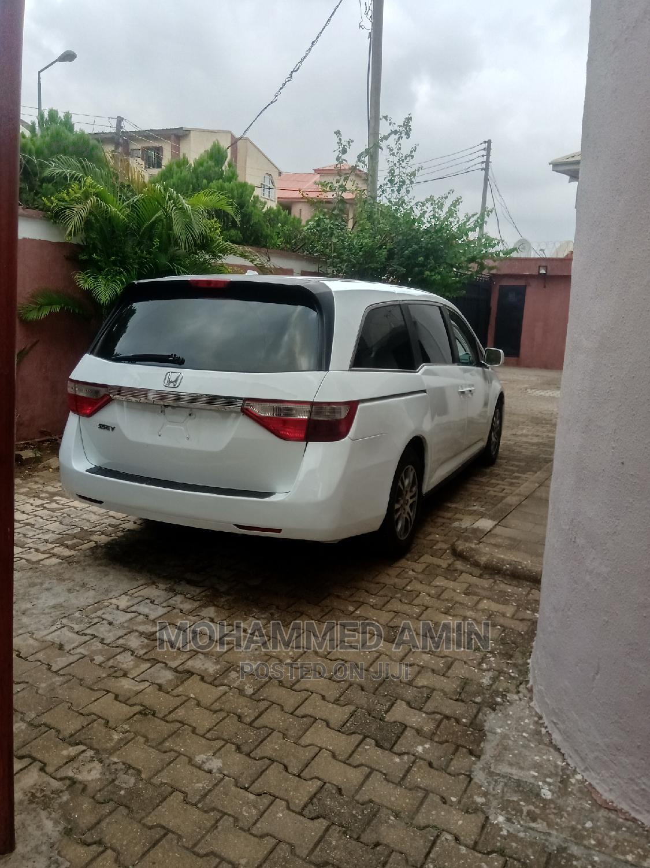Archive: Honda Odyssey 2012 EX White