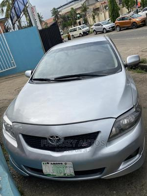 Toyota Corolla 2010 Silver   Cars for sale in Lagos State, Ikeja