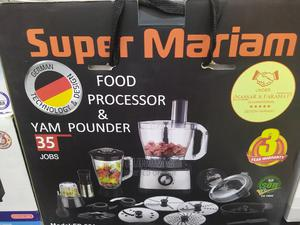 Food Processor and Yam Pander | Restaurant & Catering Equipment for sale in Lagos State, Ajah