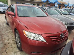 Toyota Camry 2007 Red | Cars for sale in Oyo State, Oluyole