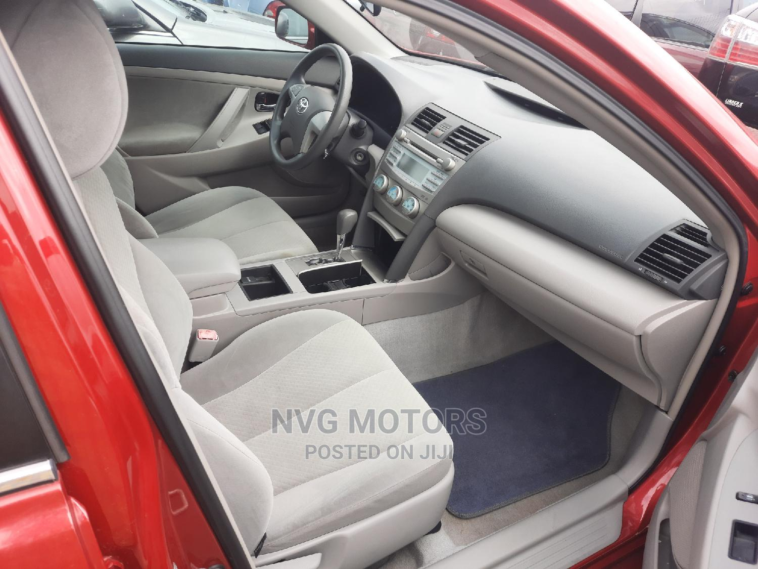 Toyota Camry 2007 Red | Cars for sale in Oluyole, Oyo State, Nigeria