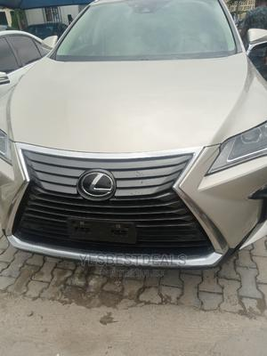New Lexus RX 2017 350 F Sport FWD Gold | Cars for sale in Abuja (FCT) State, Garki 1