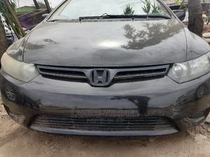 Honda Civic 2007 1.8 Black   Cars for sale in Lagos State, Alimosho
