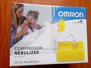 Omron Compressor Nebulizer Ne-C801kd   Medical Supplies & Equipment for sale in Edo State, Benin City