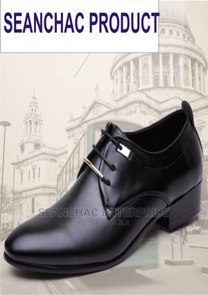 Men Formal Oxford Shoe, Black   Shoes for sale in Lagos State, Surulere